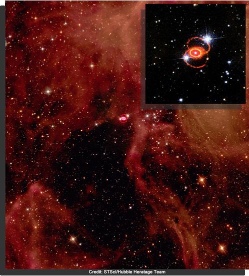 supernova 1987a discovery - HD1334×1474
